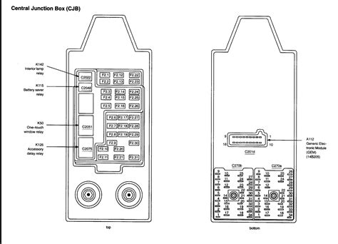 2003 F 150 5 4 Fuse Box Diagram by 2002 Ford F 150 Fuse Box Diagram Needed