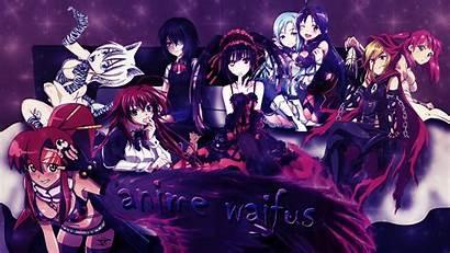 Anime Waifus Wallpapers Waifu Backgrounds