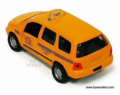 Cab Yellow Taxi Iii Toy Nyc