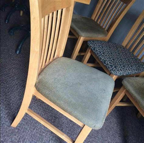 secondhand chairs  tables restaurant chairs
