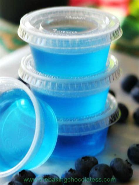 blue jello ideas  pinterest jello vanilla