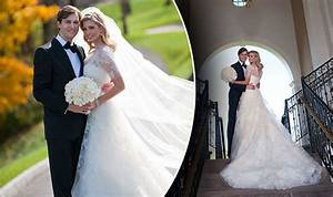 ivanka trumps wedding dress what she opted to wear on With ivanka wedding dress