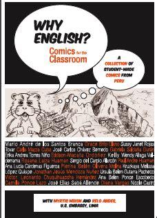 Why English? Comics for the Classroom | American English