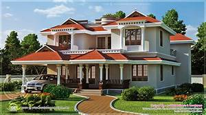 Beautiful Home Exterior Square Feet House Design Plans