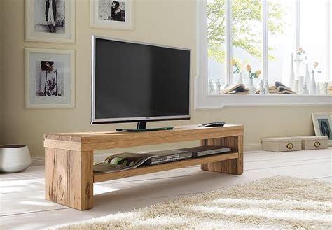 tv board massiv tv board lowboard tv unterschrank in wildeiche massiv ebay