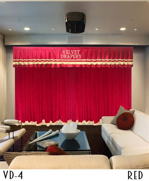 home theater drapes home theater curtains decorative curtains for cinema