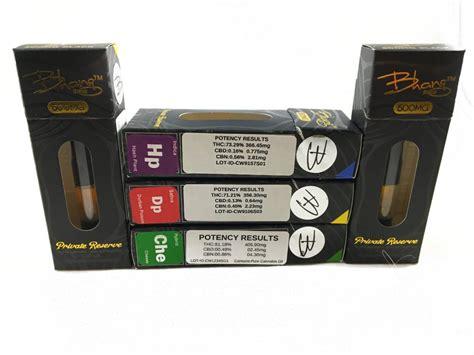 Bloom Farms Highlighter Vape Pen With 500mg Cartridge (3