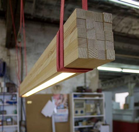 hanging led shop lights your shop lights don 39 t have to look like shop lights man