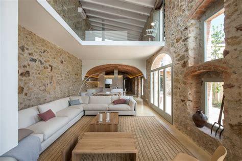 proyecto de rehabilitacion de una vivienda en el baix