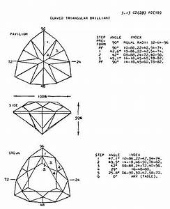 Image Result For Gem Faceting Diagrams