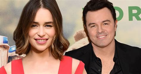 15.01.2019 · emilia clarke's boyfriend is charlie mcdowell. Emilia Clarke opens up on Seth MacFarlane romance and reveals how one fan REALLY offended the ...