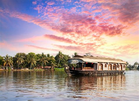 Kerala Tourism Alleppey Boat House by 15 Best Places To Visit In India In May For All