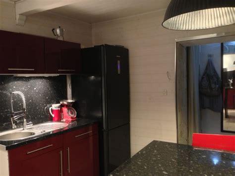 robinetterie evier cuisine cuisine avec frigo noir chaios com