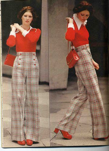 siebziger jahre kleidung 70 s knit trousers faaaab fashion in 2019
