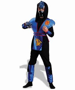 Cool Ninja Shadow Panther Boys Costume - Kids Ninja Costumes