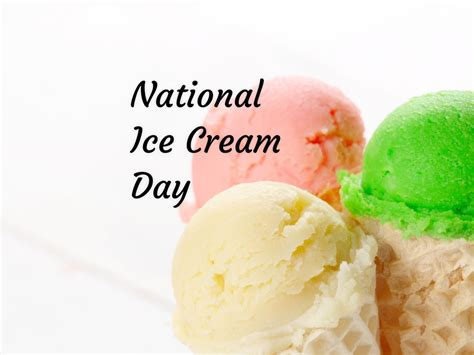 national ice cream day  uk qualads