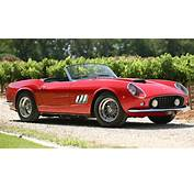 Will This Ferrari 250 GT California Spider Fetch $18m