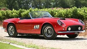 Will This Ferrari 250 Gt California Spider Fetch  18m