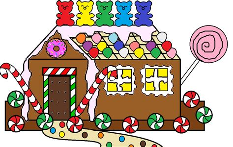 Gingerbread House Clip Gingerbread House Clip Free Cliparts Co