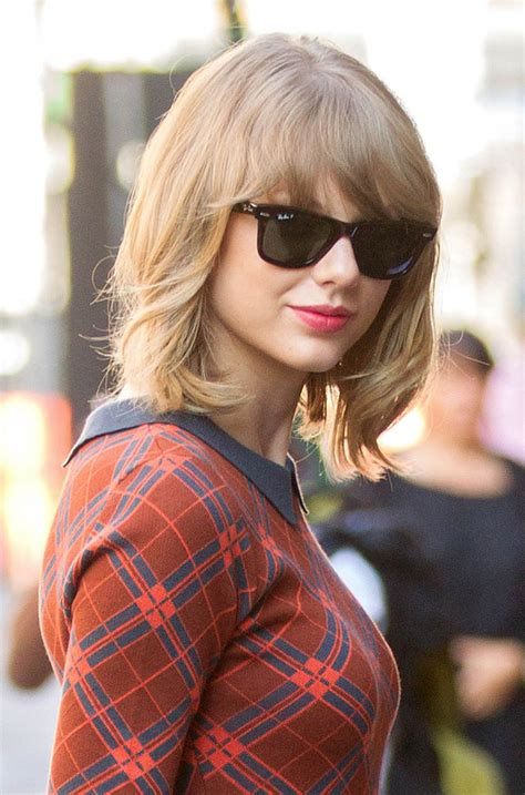 Taylor Swift Style - Out in New York City - August 2014 ...