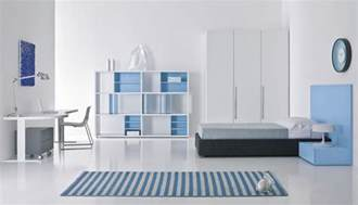 Modern Teens Bedroom Design Ideas