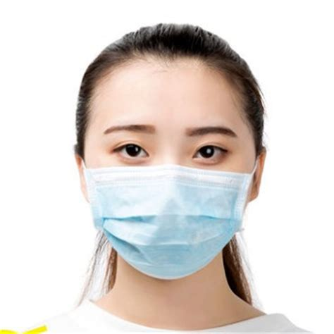 pcsbox high quality laboratory disposable medical face