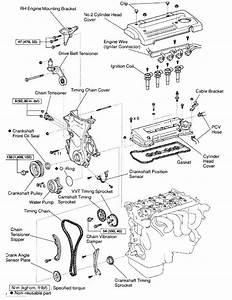 2009 Toyota Corolla Ignition Coil Diagram