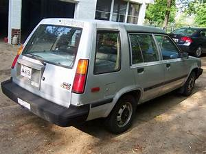 Buy Used Toyota Tercel Wagon 1984 Gray 4wd Landcruiser Or