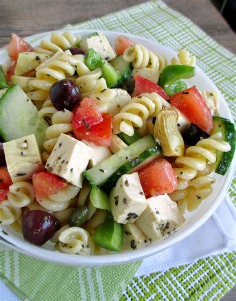 recette de cuisine froide une recette pour les amoureux des salades de pâtes maigrir sans faim