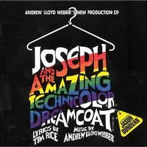 Joseph And The Amazing Technicolor Dreamcoat Soundtrack Lyrics