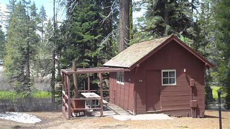 Grant Grove Cabins Youtube