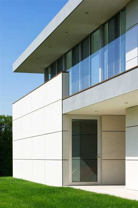 stunning ocean guest house wrapped  fiber cement panels
