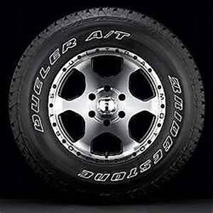 sell bridgestone dueler a t revo 2 265 70 16 tire set of With bridgestone white letter tires