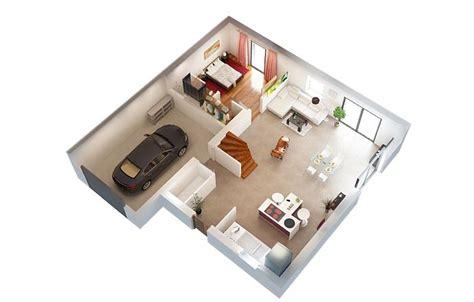 plan cuisine 3d en ligne cool fascinante plan maison d plans d et d archives studio