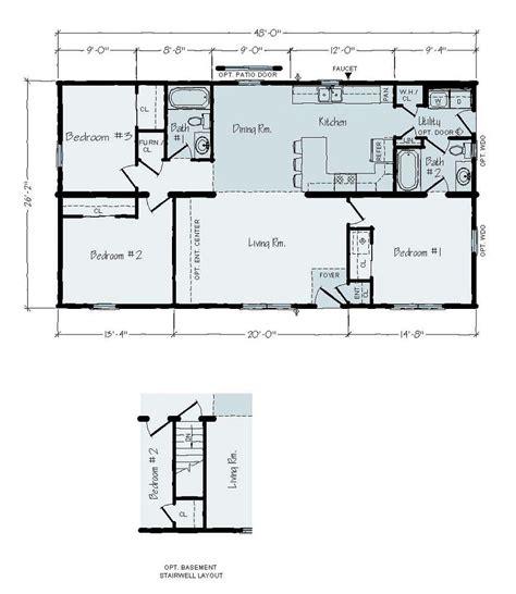 phoenix ranch floor plan