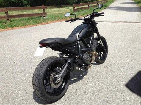 Modification Ducati Scrambler Icon by Ducati Scrambler Mods Cafe Racer Custom Ducati Scrambler