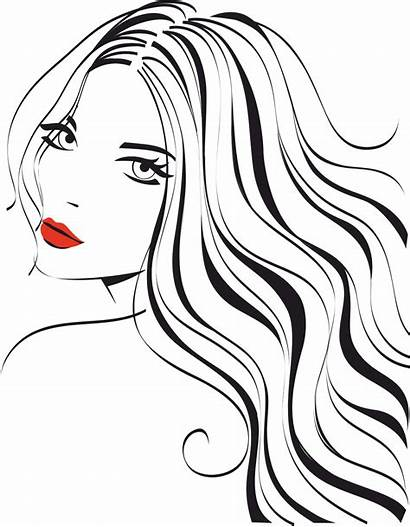 Clipart Beauty Parlour Hairdresser Transparent Hair Webstockreview