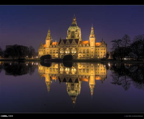 New Town Hall Hanover