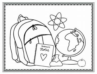 Coloring Pages Personalized Printable Custom Names Unique