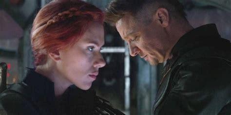 Black Widow Finding Hawkeye Tokyo Avengers Endgame