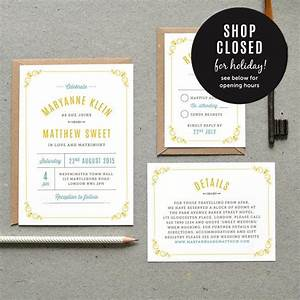 printable wedding invitation pdf 39vintage apothecary With wedding invitation printing only
