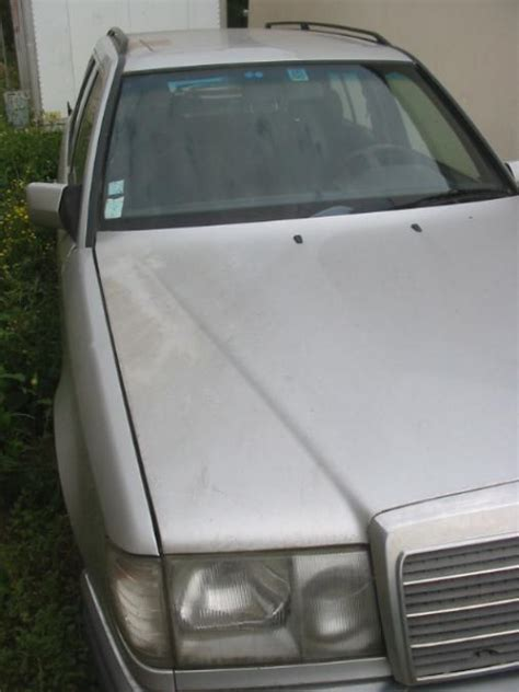 troc echange mercedes break 300d w124 1992 bva sur france