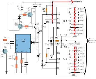 How Build Pyro Ignition Circuit Electronic
