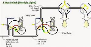 Hyderabad Institute Of Electrical Engineers  3 Way Switch   Multiple Lights