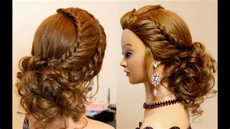 Hairstyles For Hair Updos by Hairstyle For Hair Tutorial Prom Updo With