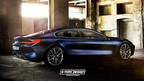 8 Series Coupe 2019 by Bmw 8 Series Gran Coupe May Show Its Stylish Look In Fall 2019
