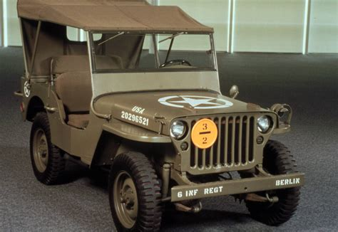 Car Pro 75 Years Of Jeep In Photos Car Pro