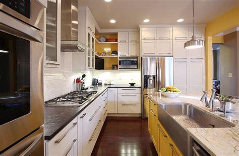 bring natural light   dark kitchen