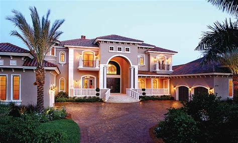 luxury homes large mediterranean house plans mediterranean style home