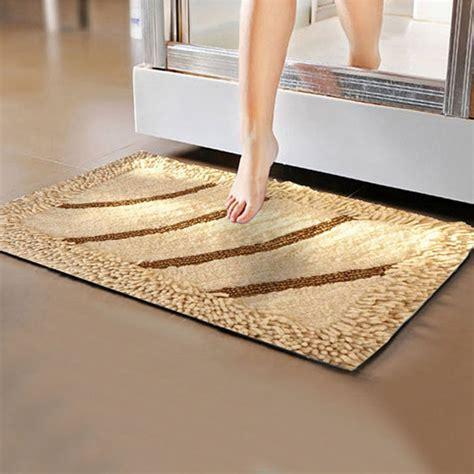 floor mats bathroom anti slip five star hotel cotton bathroom floor mat luxury leopard print bath towels set for